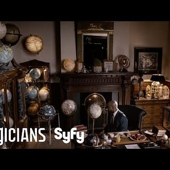 SyFy Releases First Episode Of The Magicians Early For Streaming