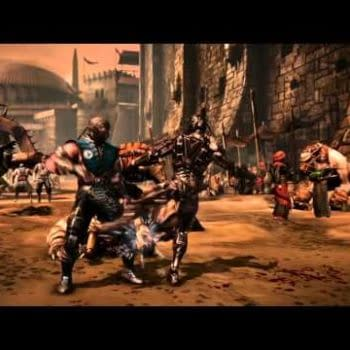 Mortal Kombat X Kombat Pack 2 Trailer Shows Off All The New Fighters