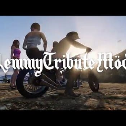 GTA V Mod Immortalises Mötorheads Lemmy
