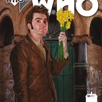 Doctor Who Cover Inspired By Morrissey