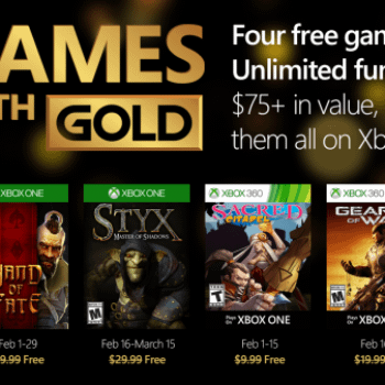 Hand of Fate And Styx: Master of Shadows Headline Games With Gold In February
