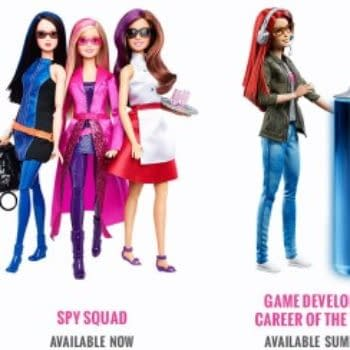 Barbie Is Trying Game Development As New Toy Is Announced