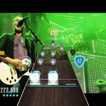 Def Leppard Are Debuting Their New Music Video…In Guitar Hero Live