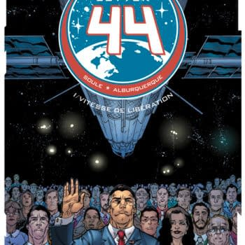 As Letter 44 Joins The Angoulême Official List, The Creators Head To France…