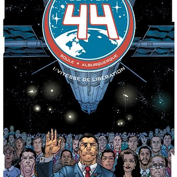 As Letter 44 Joins The Angoulême Official List The Creators Head To France&#8230