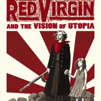 Mary And Bryan Talbot's The Red Virgin And The Vision of Utopia Hits The Mainstream 2016 Lists