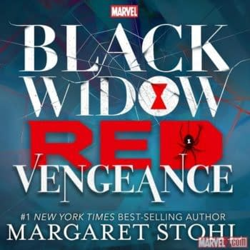 Details For Margaret Stohl's Black Widow And Eoin Colfer's Iron Man Novels