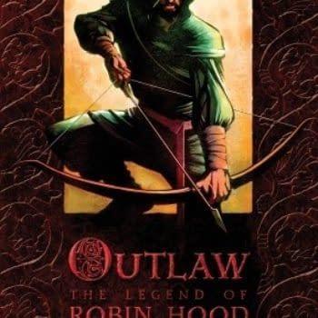Tony Lee To Write The Future Of Robin Hood As A Movie