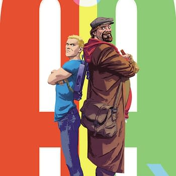 A Look Inside A&#038A: The Adventures Of Archer &#038 Armstrong