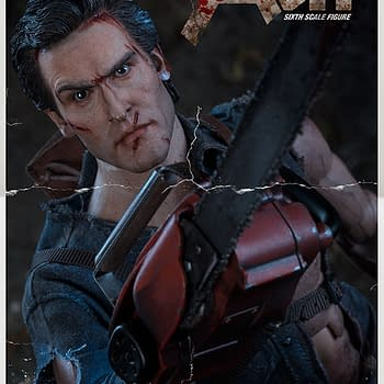Hail To The King Baby &#8211 New Ash Williams 1/6th Scale Figure