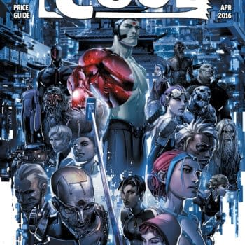 April's Bleeding Cool Magazine Features Big News From Valiant Entertainment