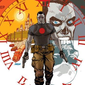 Valiant Previews – Faith #1 And Bloodshot Reborn #10