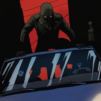 The Crusaders Turn Up The Heat In The Black Hood #8