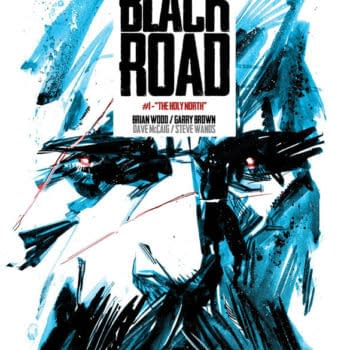 Image Comics Solicits For April 2016 – Launch Of Black Road, The Fix, Hawaiian Dick, Think Tank, Grizzly Shark And Demon Poyo!