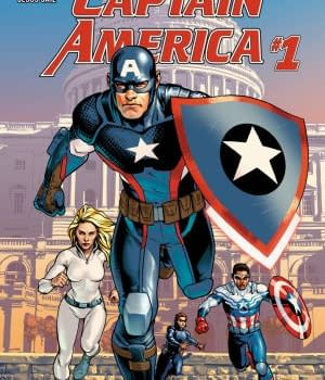 Steve Rogers Will Be Captain America In The Comics Again, By Nick Spencer And Jesuz Saiz