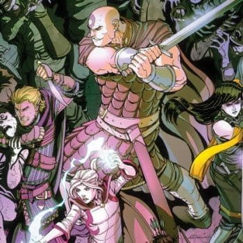 A Busy Week For Jim Zub: More Dungeons & Dragons Comics And Thunderbolts