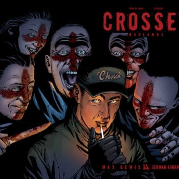 Crossed: Badlands And Crossed +100 In Stores This Week From Avatar Press