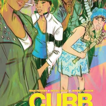 Two Different, Great Stories: Ryan Ferrier's Curb Stomp TP And Kennel Block Blues