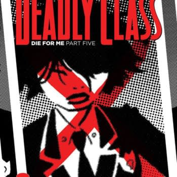 Syfy's Deadly Class Cast Announced: Benedict Wong, Lana Condor, And More