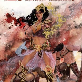 """""""She Is No Longer Royalty"""" – Frank Barbiere Talks The Big Changes To Dejah Thoris"""