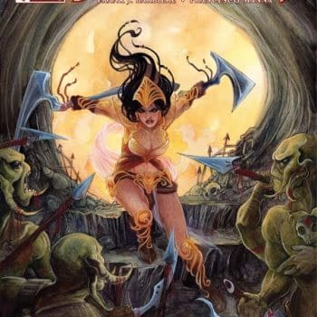 """""""Dejah Isn't A Character I Ever Expected To Write…"""" – Frank Barbiere On Dejah Thoris"""
