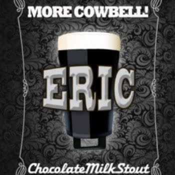 Booze Geek – Eric More Cowbell