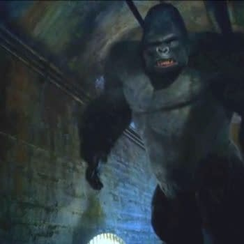 Flash And Friend Are Way Out Numbered As Grodd And His Army Arrive