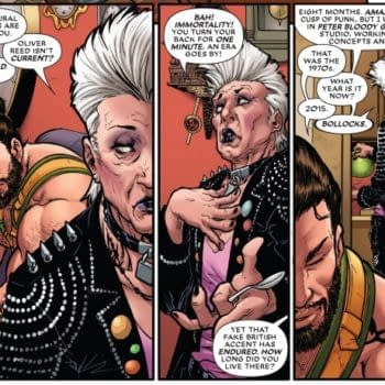 Marvel's Hercules Comic, A Little More LGBTQI Than You May Have Been Led To Think