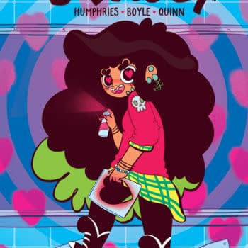 """""""You Love Jonesy!"""" A Laugh Out Loud Interview With Sam Humphries And Caitlin Rose Boyle"""