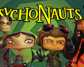 Double Fine Releases a Holiday Video for Psychonauts 2