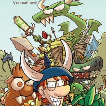 3 Reasons You Should Read The Munchkin TP From BOOM! Box