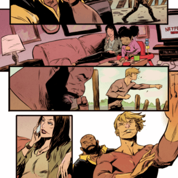 A Look At Sanford Greene's Art For Power Man And Iron Fist