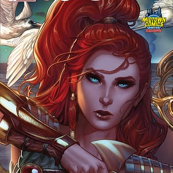 The 10 Retailer Exclusive Covers For Today's Red Sonja #1