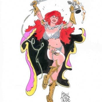 Classic Red Sonja Focus Of Digital Sale As New Version Is Released