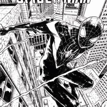 Marvel's ComicsPRO Portland Retailer Exclusives Take A Black And White View On Life