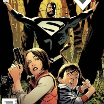 Lois & Clark Is Only Eight Issues Long