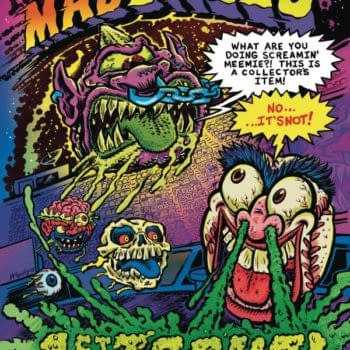 Madballs Returns To Comics In April With Brad McGinty And Brian Smith