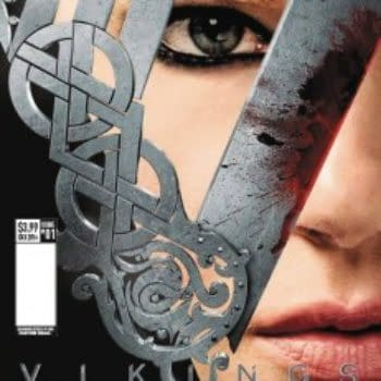 Titan Launches Vikings Comics Based On History Channel's TV Show by Cavan Scott And Staz Johnson