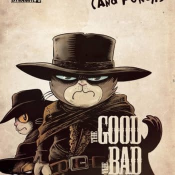 Dynamite Comics Solicits For April 2016 – James Bond, Xena And Grumpy Cat, All From One Publisher