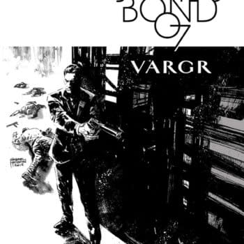 Cover Variance: Marvel's Fried Pie And Hardman's James Bond