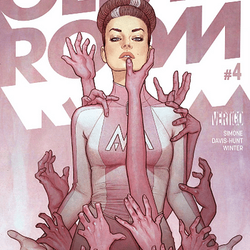 The Crazy Gets Crazier In Clean Room #4