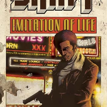 Shaft Finds Himself In Some Absurd Situations &#8211 David F. Walker Talking About Shaft