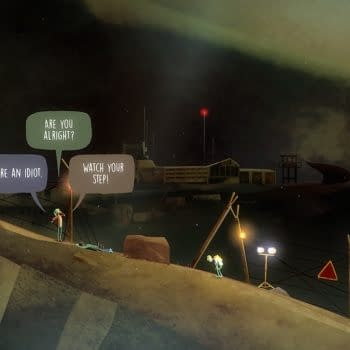 Oxenfree Review – Teenage Dream