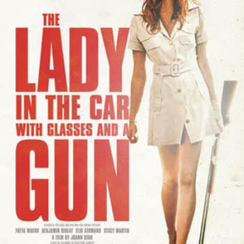 The Lady In The Car With Glasses And A Gun – Look! It Moves! By Adi Tantimedh
