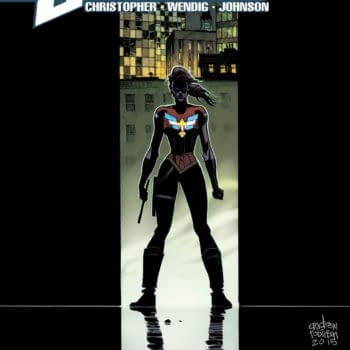 Archie's Dark Circle Comics Solicitations For April 2016 – The Black Hood And Shield