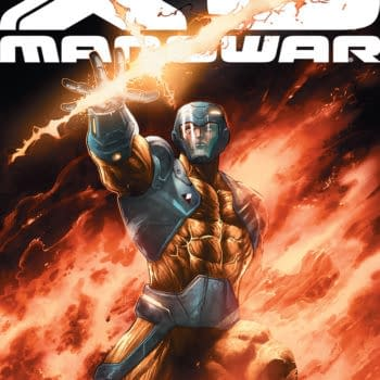 Ninjak And X-O Manowar Work Together To Send A Message To Vine