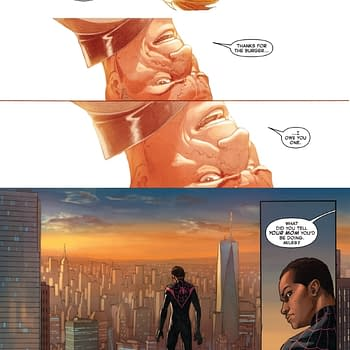 The Burger That Saved Miles Morales (Secret Wars Spoilers)