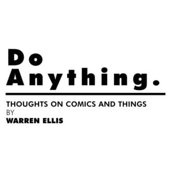 REPRINT: Do Anything 025 by Warren Ellis on David Bowie, From 2009