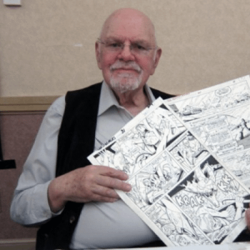 Don Perlin Returns Home From Hospital