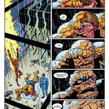 Dean Haspiel Has A Plan To Save The Fantastic Four